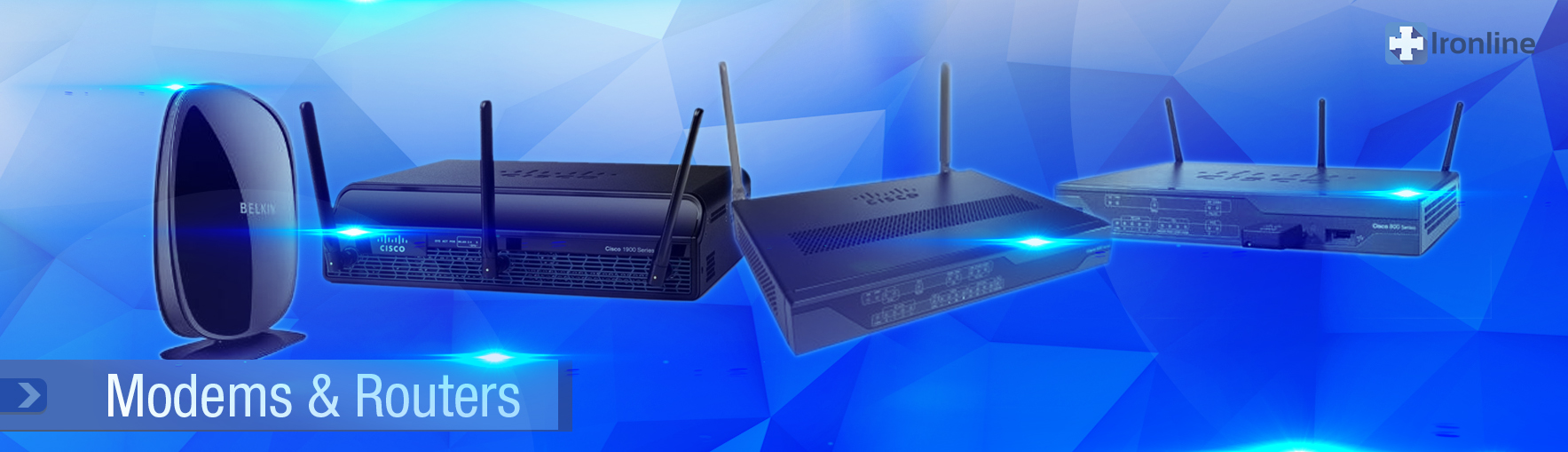 Modems & Routers