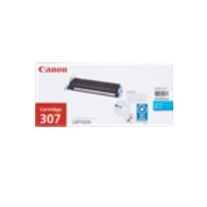 CANON CART307C | CART307C LBP5K CYAN TONER CARTRIDGE