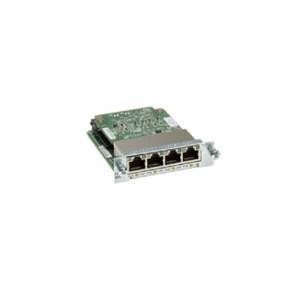 CISCO EHWIC-4ESG= | Ethernet switch interface card