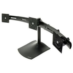 ERGOTRON 33-323-200 | TRIPLE MONITOR STAND BLACK