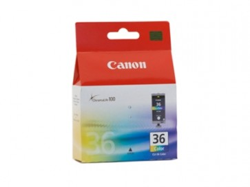 CANON CLI36C | CLI36C 4 CLR INK TANK FOR MINI260  IP100