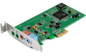 Phoenix MT101E | Phoenix Soho Express PCI-e Conference Card. Full duplex, handset and headset free audio.