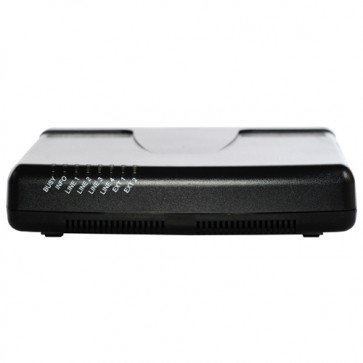 Epygi QUADRO4L | SOHO/Key System IP PBX with 4x FXO, 2x FXS Supporting up to 24 IP Extensions