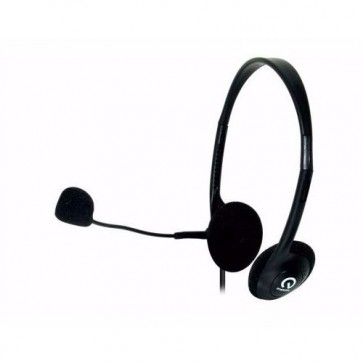 Shintaro SH-102M | Light Weight Stereo Headset with Boom Microphone