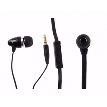 SHINTARO SH-EARFVM | SHINTARO STEREO EARPHONE & MICROPHONE WITH FLAT CABLE