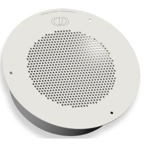 Cyberdata 11120 | Analogue Speaker for use with the v2 Ceiling Mounted Speaker - Gray White