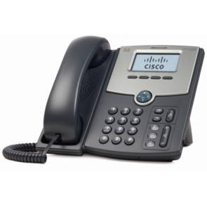 CISCO SPA512G | 1 LINE IP PHONE WITH DISPLAY  POE AND GI