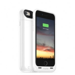 MOPHIE 3044_JPA-IP6-WHT | JUICE PACK AIR FOR IPHONE 6