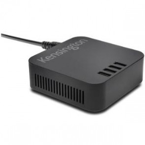 ACCO 38212 | 4 PORT 2.4A USB CHARGER W POWERWHIZ