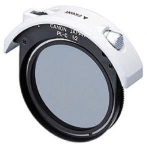 CANON 52PLCWII | 52PLCWII CIRCULAR POLARIZING FILTER