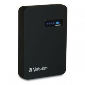 VERBATIM 97929 | Verbatim Ultra-Slim USB Power Pack Charg