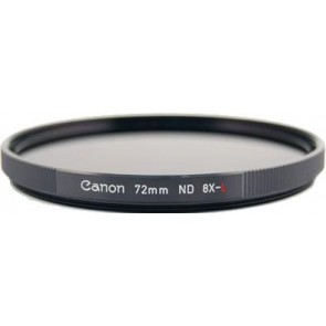 CANON 72ND8L   72ND8L NEUTRAL DENSITY FILTER