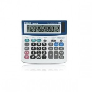 CANON TX220TS | TX220TS 12 DIGIT DT LARGE LCD CALCULATOR