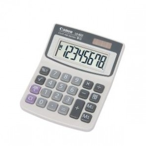 CANON LS82ZBL | LS82ZBL 8 DIGIT MINI DT CALCULATOR
