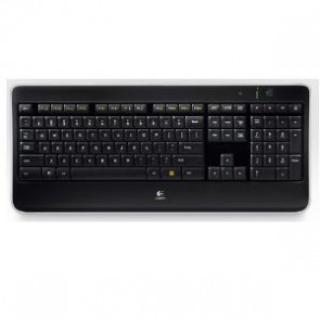 LOGITECH 920-002361 | K800 WIRELESS ILLUMINATED KEYBOARD (U)