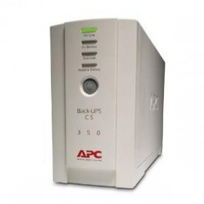 APC - SCHNEIDER BK350EI | BACK-UPS CS 350 USB/SERIAL