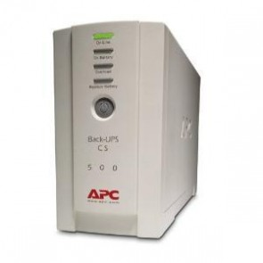APC - SCHNEIDER BK500EI | BACK-UPS CS 500 USB/SERIAL