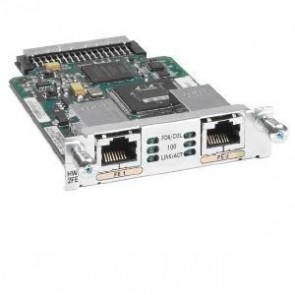 CISCO HWIC-2FE= | Two 10/100 routed port HWIC