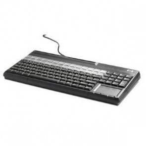 HP FK218AA | POS KEYBOARD WITH INTEGRATED MSR
