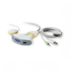 BELKIN F1DG102U | FLIP-USB WITH AUDIO