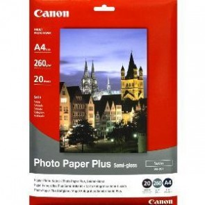CANON SG201A4 | SG201A4 A4 PHOTO PAPER 20SHEETS 260GSM
