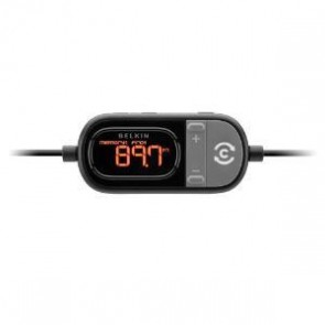 BELKIN F8Z439 | TUNECAST AUTO UNIV with CLEAR SCAN