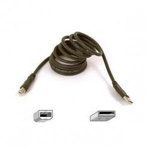 BELKIN F3U133-06 | USB DEVICE CABLE A-B 1.8M