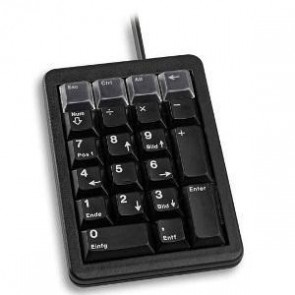 CHERRY G84-4700LUCUS-2 | NUM KEYPAD 21 KEYS BLACK USB