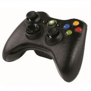 MICROSOFT JR9-00012 | WIRELESS XBOX 360 CONTROLLER - BLACK