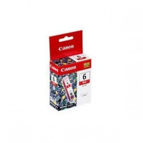 CANON BCI6R | BCI6R INDIVIDUAL RED INK TANK