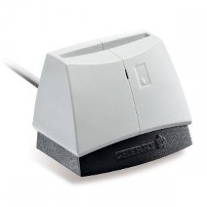 CHERRY ST-1044UD   SMART CARD READER/ DROP CONTACTS/ USB