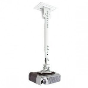 ATDEC TH-WH-PJ-CM | PROJECTOR CEILING MOUNT/ FLUSH/ WHITE