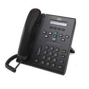 CISCO CP-6921-C-K9-RF | Cisco UC Phone 6921  Charcoal  Standard