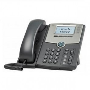 CISCO SPA514G | 4 LINE IP PHONE WITH DISPLAY  POE AND GI