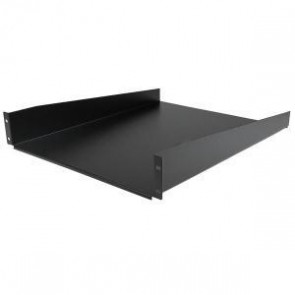 STARTECH CABSHELF22 | 2U 22 Fixed Rack Mount Cantilever Shelf