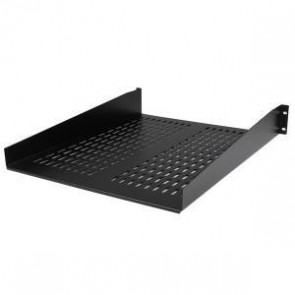 STARTECH CABSHELF22V | 2U 22 Vented Fixed Rack Mount Shelf