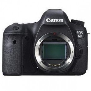 CANON 6DB | EOS 6D Body  20.2 MP  DiG!C 5+  4.5 fps