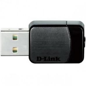 D-LINK DWA-171 | Wireless AC DualBand USB Micro Adapter
