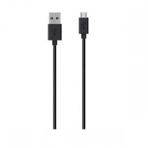 BELKIN F2CU012BT04-BLK | Micro USB Charge/Sync Cable 1.2m  Black