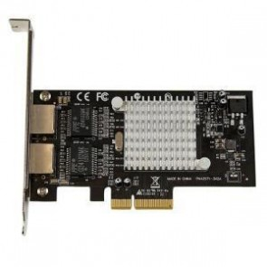 STARTECH ST2000SPEXI | Dual Port PCIe Gigabit Network Card
