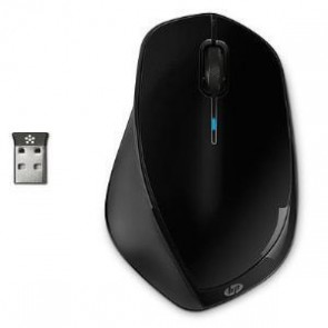 HP H2W16AA | HP x4500 Wireless Black Mouse