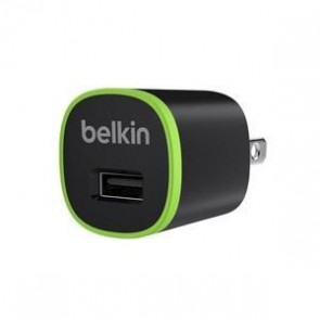 BELKIN F8M710AU04-BLK | 1a Wall Charger with Micro USB Charge/Sy