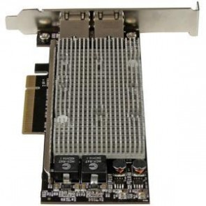 STARTECH ST20000SPEXI | 2-Port PCIe 10Gb Ethernet Network Card