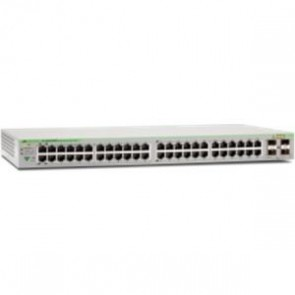 ALLIED TELESIS AT-GS950/48PS | AT 48 Port 10/100/1000T 'WebSMT' POE Swt