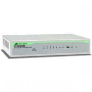ALLIED TELESIS AT-GS900/8E | AT 8 Port 10/100/1000T UnMng lyr 2 Swt e