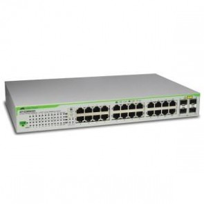 ALLIED TELESIS AT-GS950/24 | AT 24 Port 10/100/1000T 'WebSMT' Swt wit