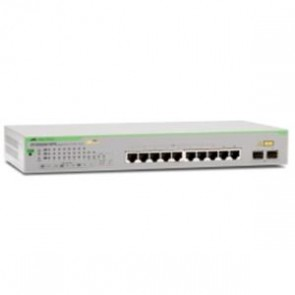 ALLIED TELESIS AT-GS950/10PS | AT 10 Port 10/100/1000T 'WebSMT' POE Swt