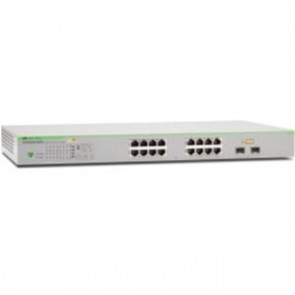 ALLIED TELESIS AT-GS950/16PS | AT 16 Port 10/100/1000T 'WebSMT' POE Swt