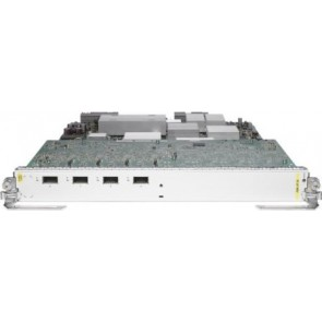 CISCO A9K-4T-B   4-Port 10GE Line Card  Requires XFPs