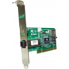 ALLOY 1440MT | PCI 100Base-FX Multimode NIC (MT-RJ) FH Bracket